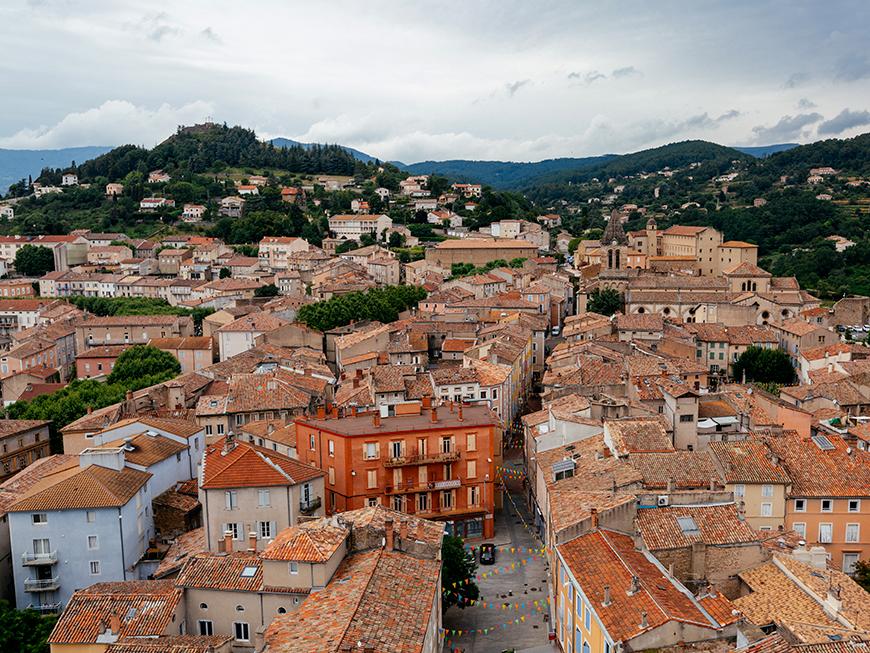 Privas - Ardèche Buissonnière
