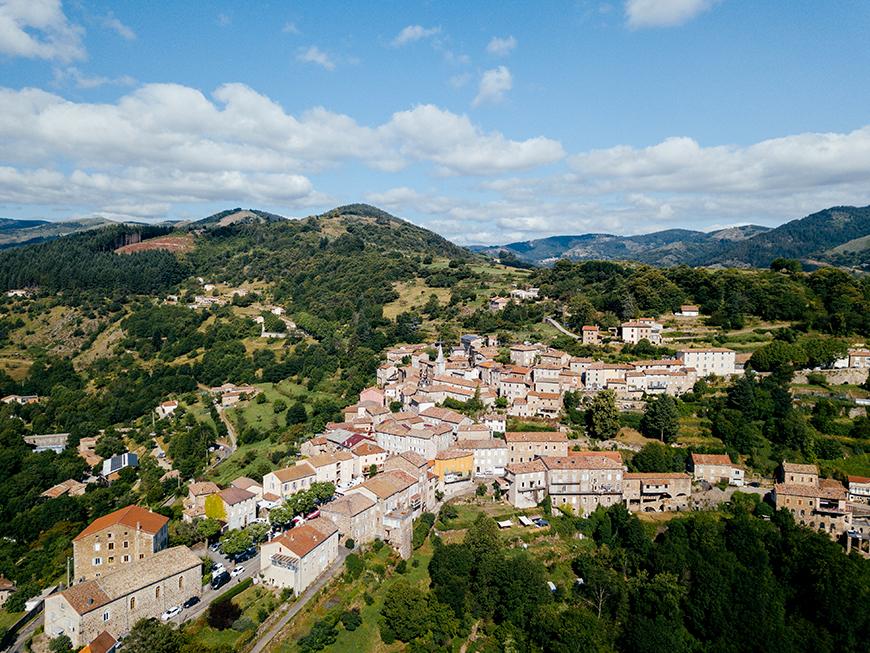 Saint Pierreville - Ardèche Buissonnière