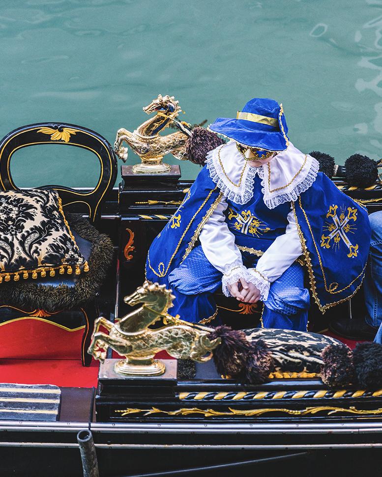 Carnaval de Venise - Gondole