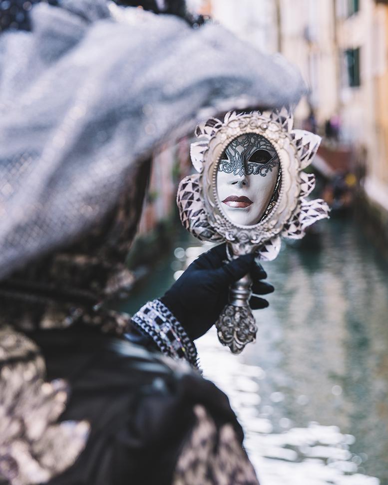 Carnaval de Venise - Miroir