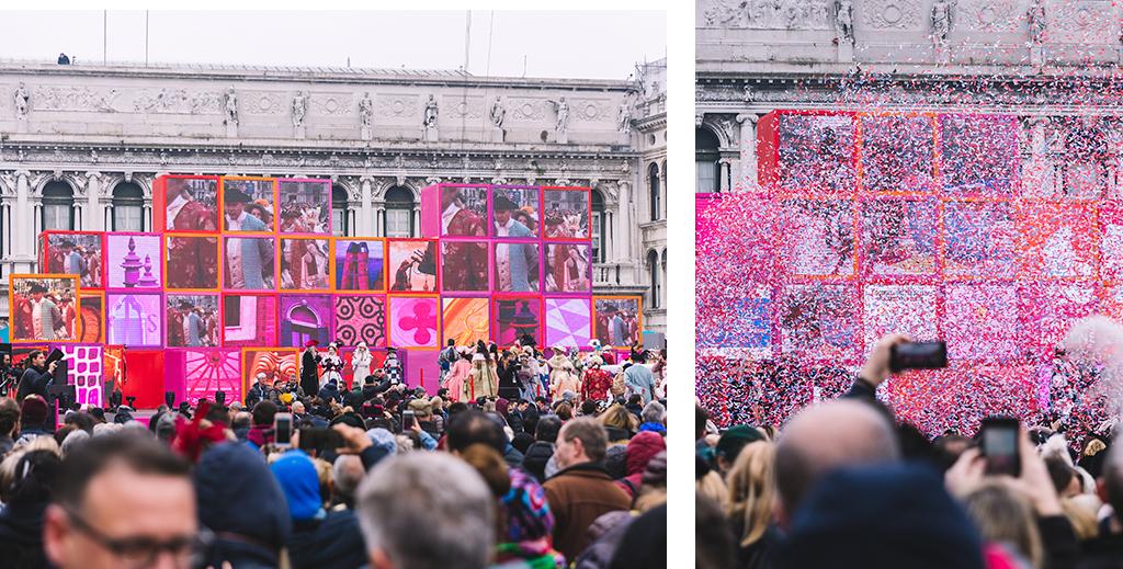 Carnaval de Venise - Scène
