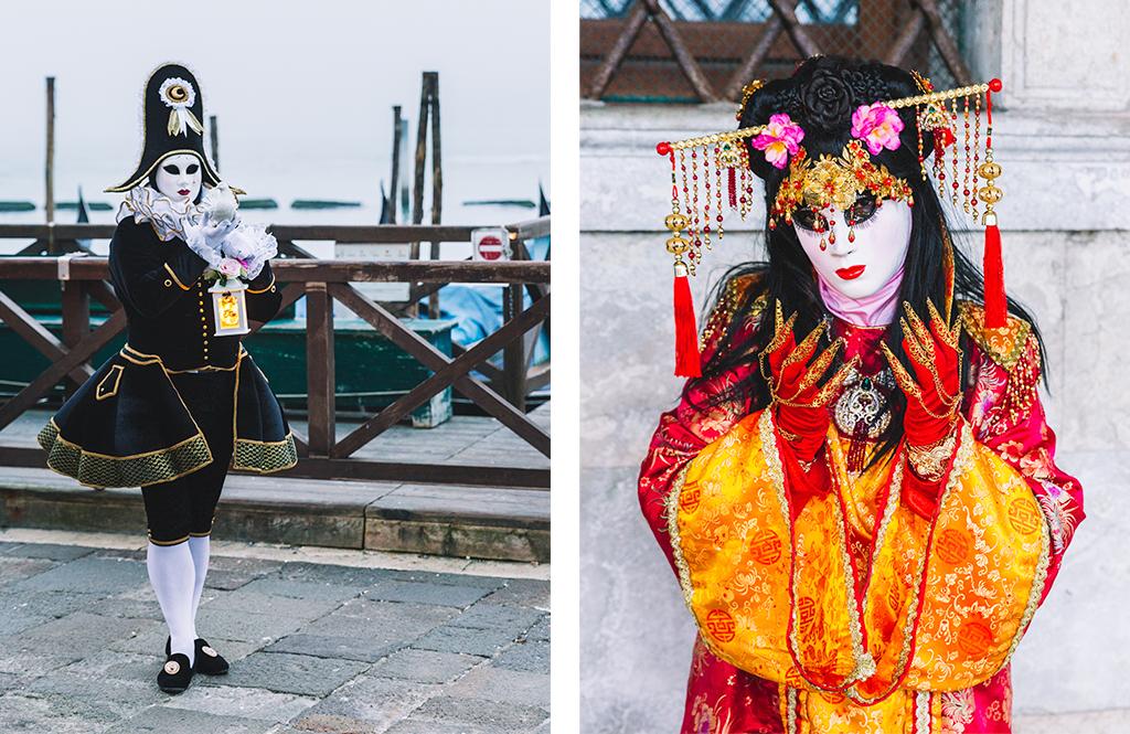 Carnaval de Venise - Costumes