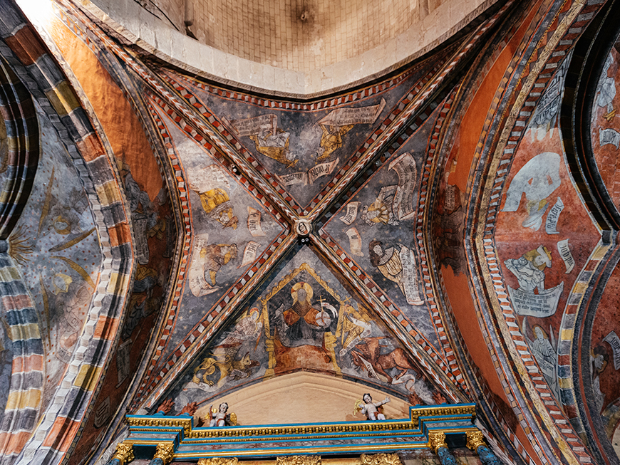 Église de Casseneuil