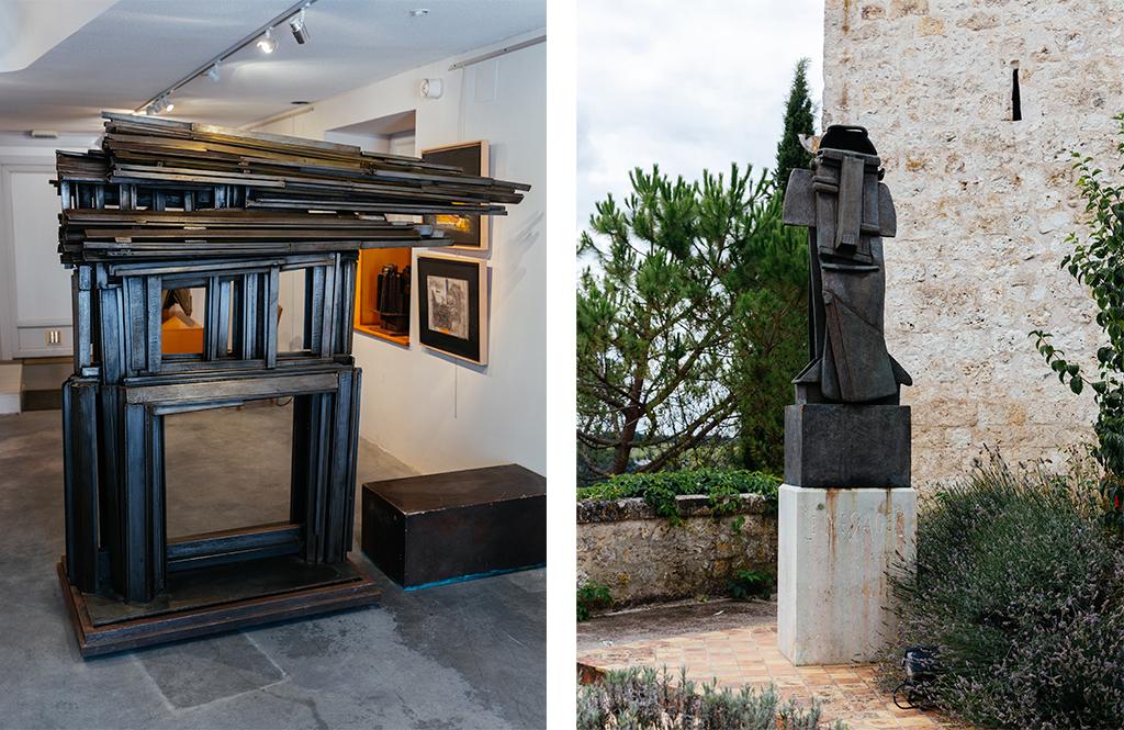 Musée Gertrude Schoën - Laroque Timbaut