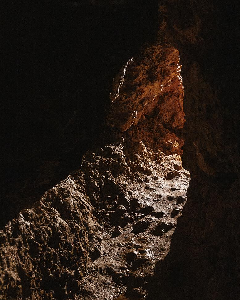 Grotte de Fontirou à Castella