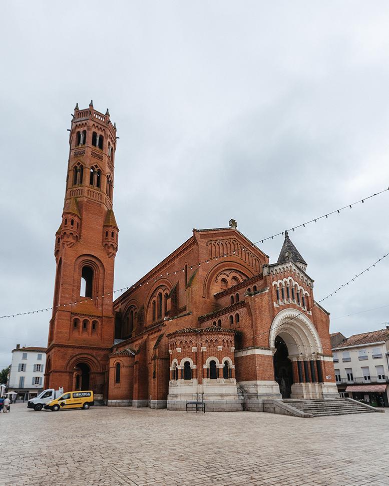 Église Sainte-Catherine - Villeneuve-sur-Lot