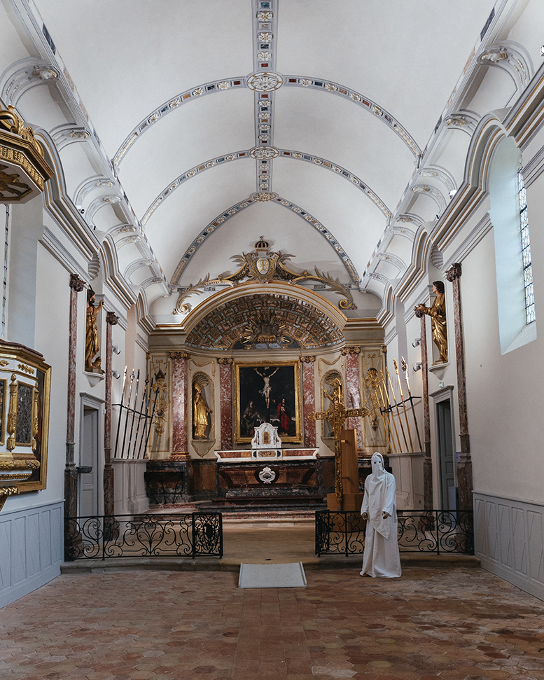 Chapelle des Pénitents Blancs - Villeneuve-sur-Lot