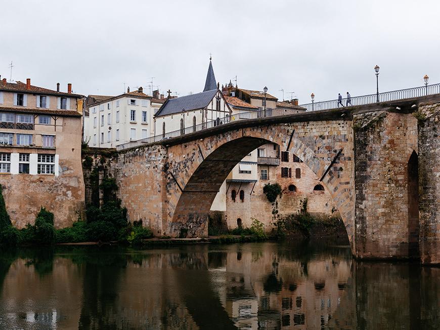 Pont des Cieutats - Villeneuve-sur-Lot