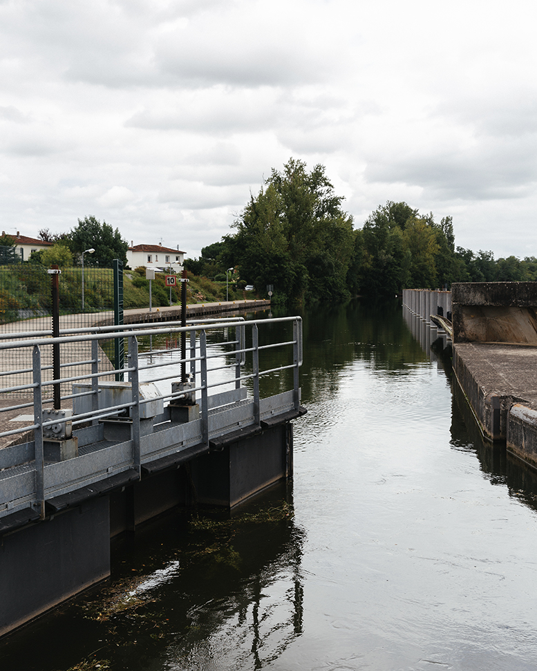 Croisière sur le Lot - Villeneuve-sur-Lot